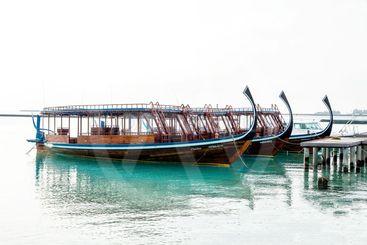Snokerling boats