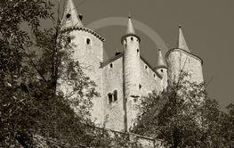 Castle Alcazar de Segovia
