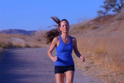 Female Jogger