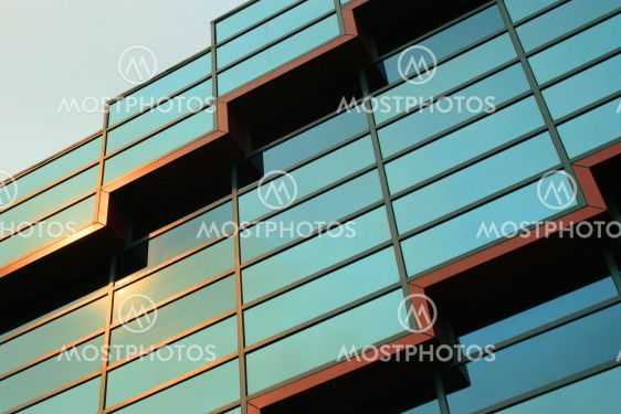 Modern Building Windows