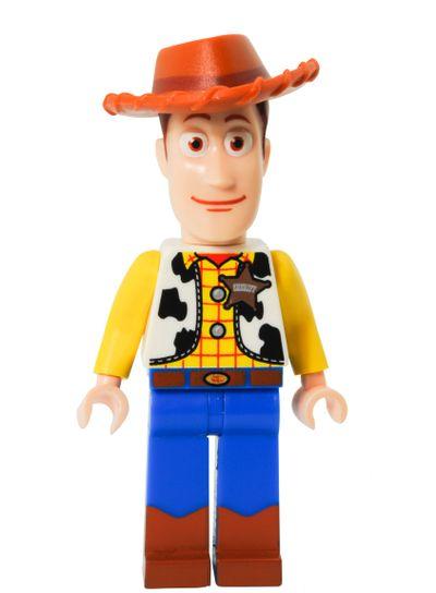 Woody Lego Minifigurine