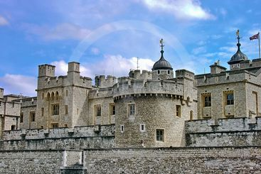 Tower of london Castle