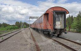 Järnvägsvagnar