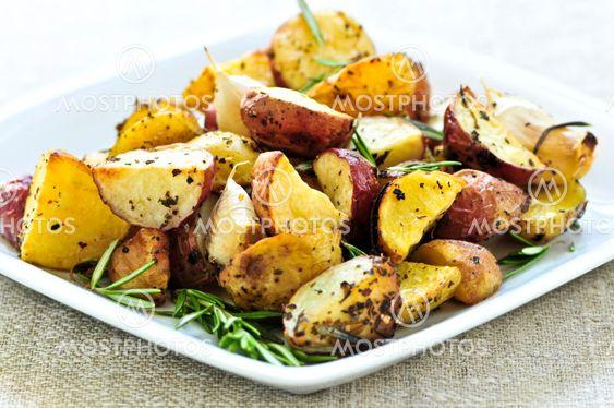 Ristede kartofler