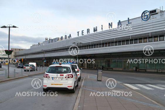 Arlanda Terminal 5 image 1