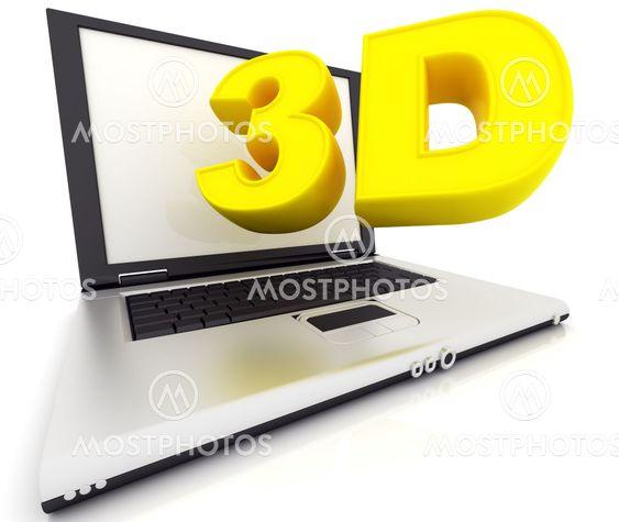 "Word ""3D"""