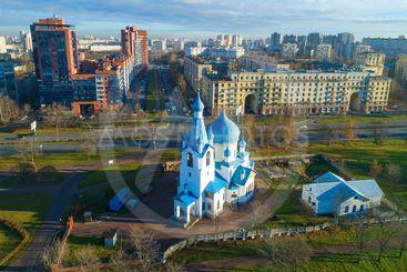 The Nativity Church, Saint Petersburg