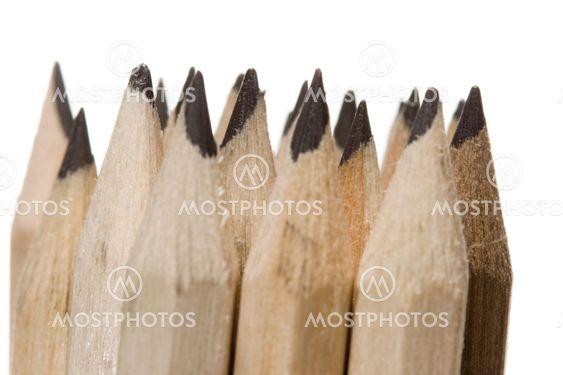 isoleret blyant