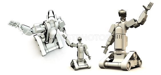 Droids Of The Future