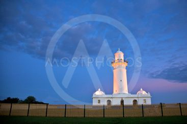 First Lighthouse in Australia