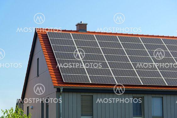 Solaranlage - solar plant 23