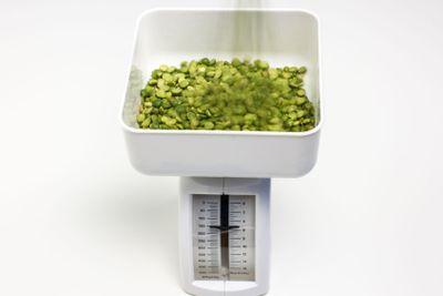 Measuring Split Peas
