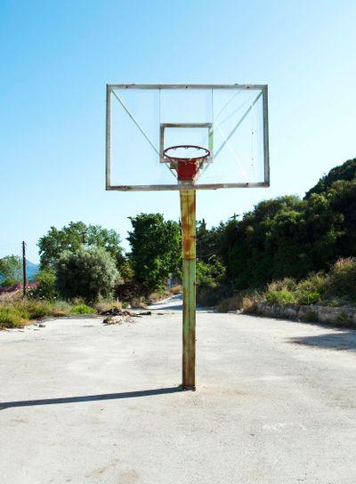 Play ball on Lefkada