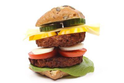Giant Hamburger