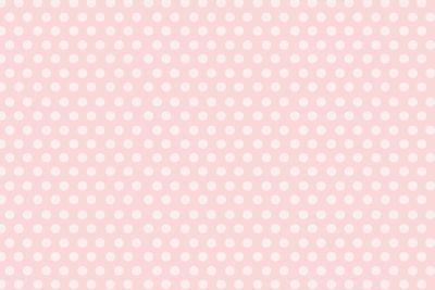 White dots background