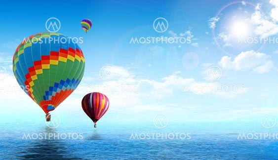 Varm luft boble rejse