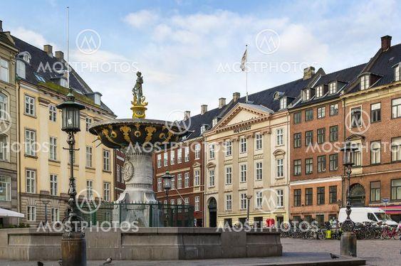 Squere in Copenhagen
