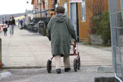 Elderly disabled