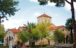 Church of St Sofya - Ayasofya müzesi Trabzon Turkey