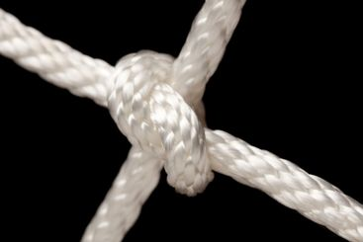Nylon Rope Knot
