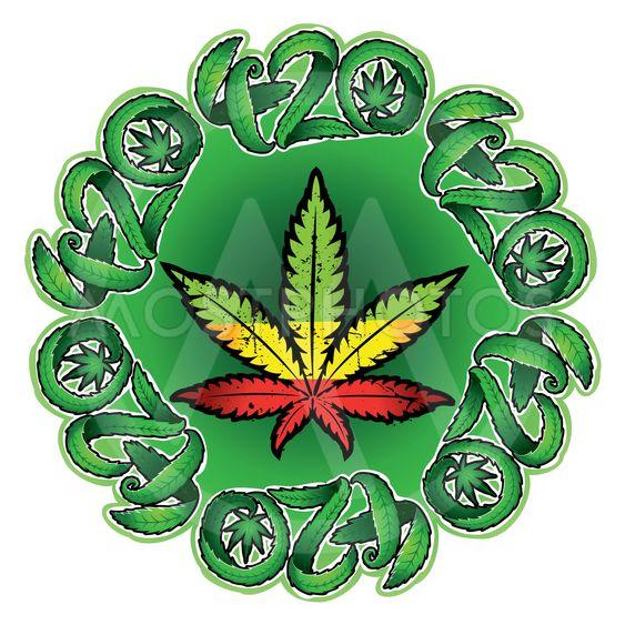 Jamaican Cannabis Marijuana By Zuzana Schebestova Mostphotos