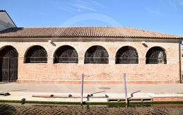 The old fish market - Comacchio - Italy