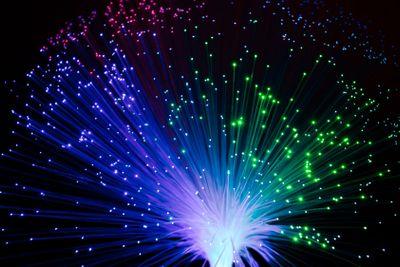 optic fiber lamp