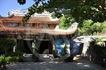Marble Mountains Temple