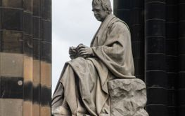 Memorial to Sir Walter Scott Edinburgh