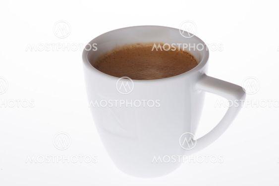 En kopp Nespresso