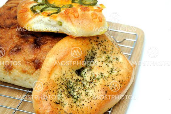 Bröd och rullar