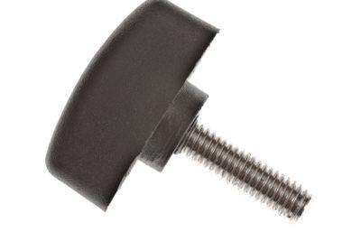 screw with plastic head