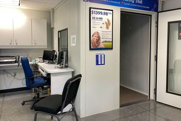 The audiology department at a Sams Club in Orlando,...