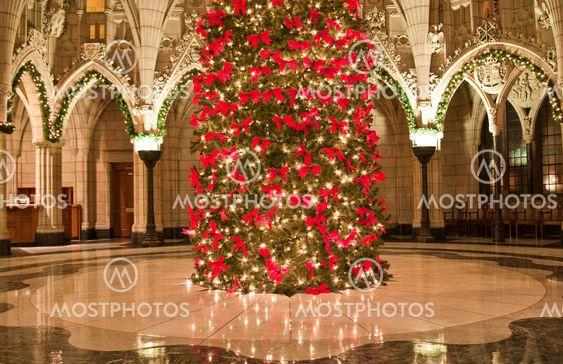 Decorated Parliament