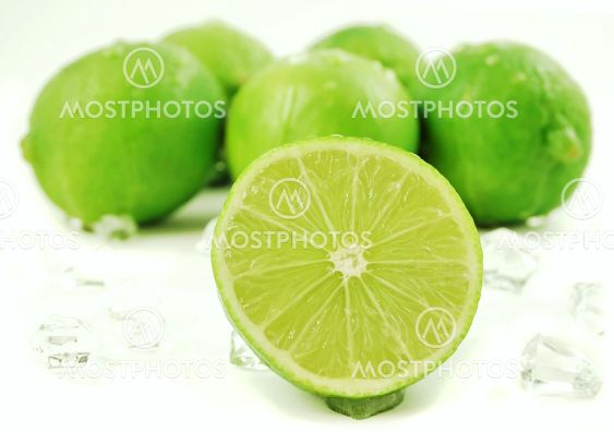 Icy Limes