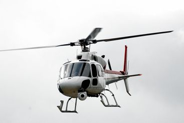 helicopter tv