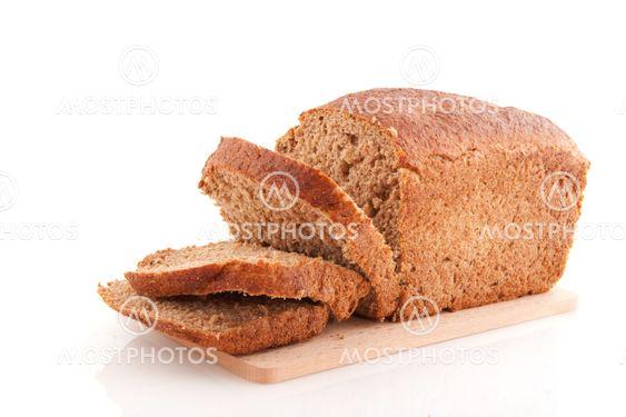Whole brown bread