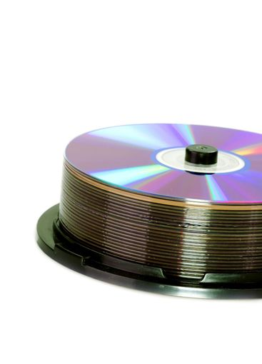 DVD Spindle