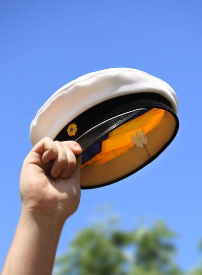 Swedish graduation hat