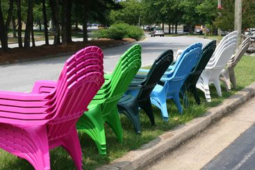 Colored Chairs for Sale
