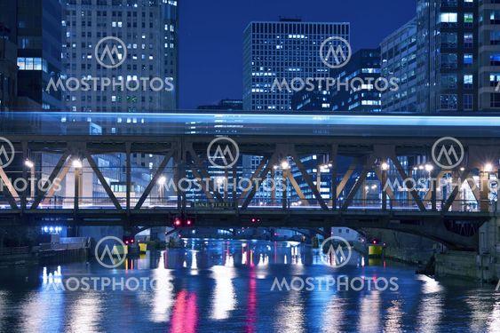 Lake Street Bridge Chicago
