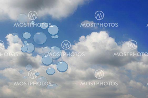 Rising Air Bubbles