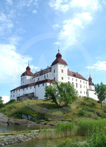Läckö slott på Kållandsö, Sweden 07132019.