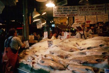 Pike place fishmarket