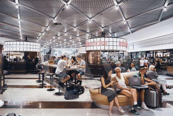 food court stockholm central