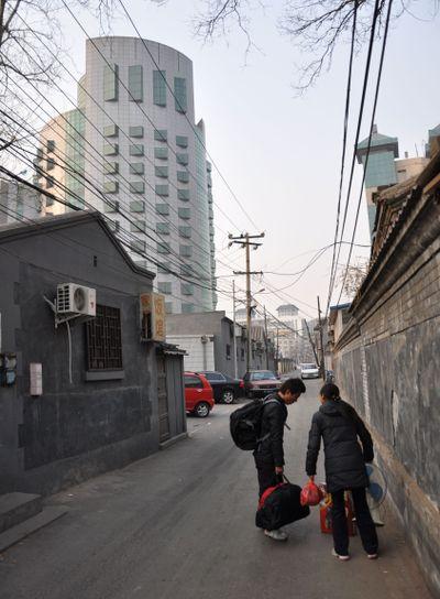 Settling in Beijing