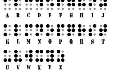 braille alphabet system