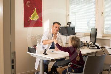 Sjukvård i Skandinavien