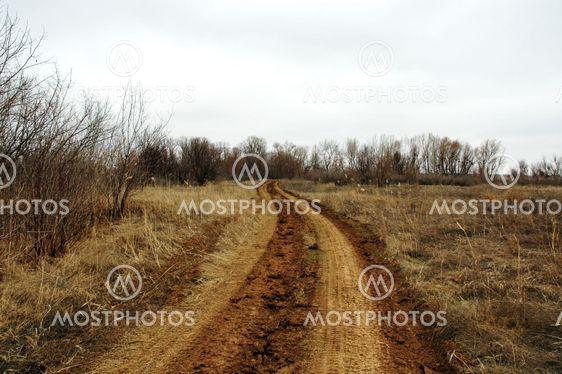 Landdistrikterne vej