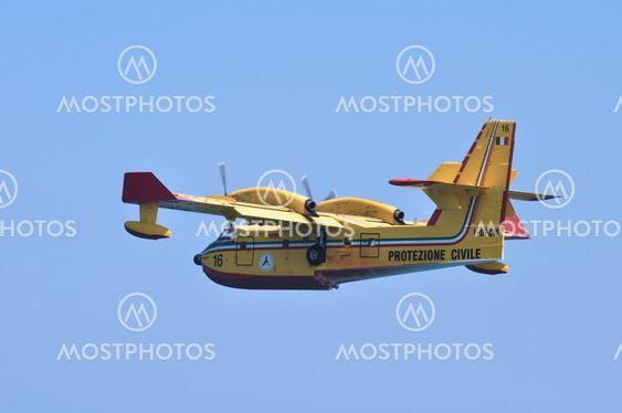 Italienska flygplan (Protezione civile)